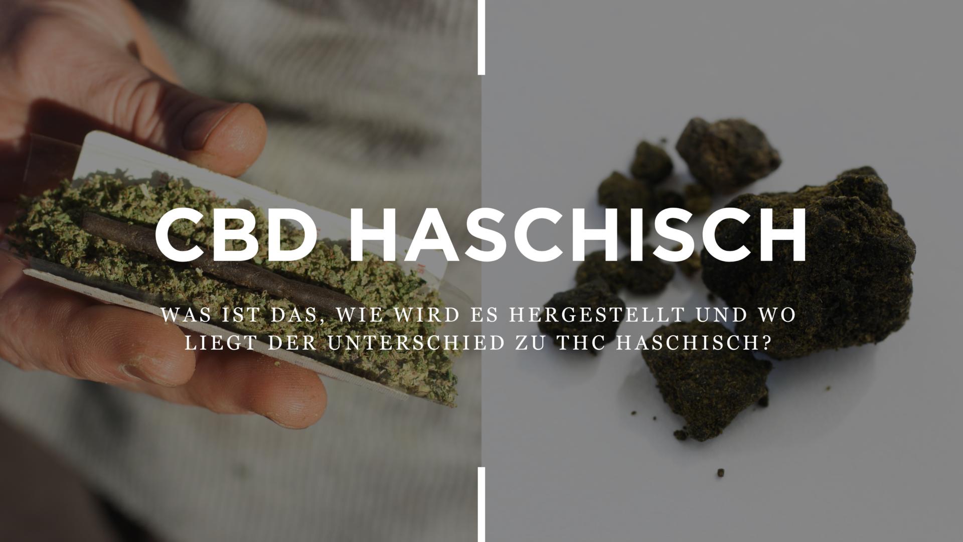 CBD Haschisch