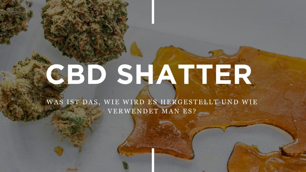 CBD Shatter